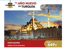 AÑO NUEVO EN TURQUIA